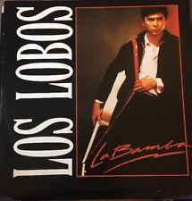 "Los Lobos~  La Bamba  London Records (1987) LASHX 13 - 12"" EP 45rpm"