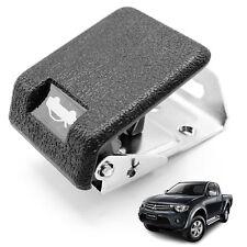 Hood Latch Release Handle Black Mitsubishi Pickup L200 Triton 2005 2006 - 2013
