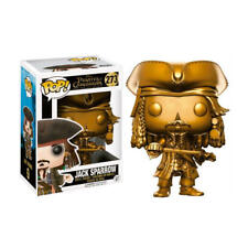 Figura Funko pop Jack Sparrow Gold
