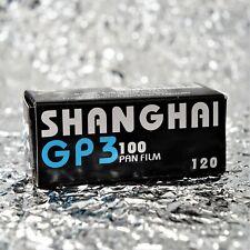*NEW* Shanghai GP3 black/white 120 film
