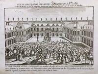 Château de Vincennes en 1789 Marie Antoinette Louis 16 Louis 17 Révolution