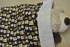 Snuggle Sack Burrow Blanket Bulldogs Dachshunds Puppies Dogs 28x20