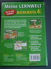 Meine Lernwelt Mathematik 4 Klasse 9783940984470