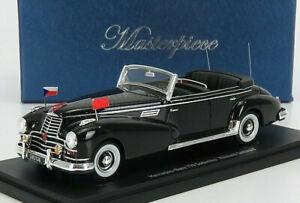 modelcar MERCEDES 770K SODOMKA PRESIDENTAL CAR KLEMENT GOTTWALD 1951 - 1/43