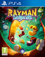 RAYMAN LEGENDS PS4 PLAYSTATION 4 VIDEO GAME BRAND NEW SEALED OFFICIAL PAL