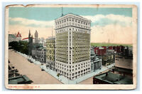 Postcard The Ten Eyck, Albany, NY 1919 B39