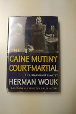The Caine Mutiny Court-Martial, a Play by Herman Wouk (First Edition)
