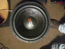 "Powerbass M-1504D 15"" Dual 4-Ohm 850W M-Series Car Subwoofer. With A Box."
