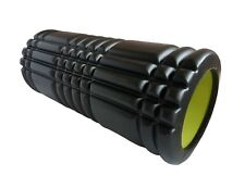 Massage Grid Foam Roller for Pilates, Physio, Muscle Rehab, Yoga, Gym & Fitness