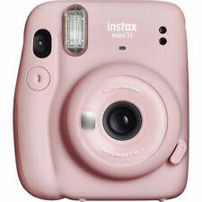 NEW! Fujifilm Instax Mini 11 Instant Film Print Camera (Blush Pink) # 16654774