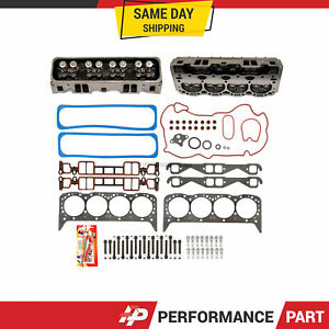 Complete Cylinder Head Bolts Head Gasket Set Fit 96-02 GMC Chevrolet 5.7 VORTEC