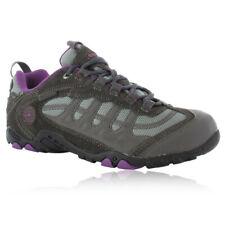 Hi-Tec Womens Penrith Grey Low Waterproof Outdoors Trail Walking Trainers Shoes
