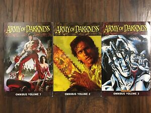 ARMY OF DARKNESS Omnibus Volume 1 - 3 ~Dynamite~ Trade Paperback TPB 2014