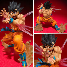 Anime Dragon Ball DBZ Super Saiyan Son Goku Gokou Battle PVC Statuette