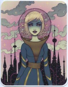 Stellar Revolution STICKER Decal Artist Tara Mcpherson TM68
