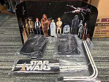 STAR WARS BLACK SERIES 40th Anniversary diorama display from legacy darth vader