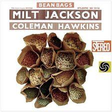 MILT JACKSON & COLEMAN HAWKINS Bean Bags LP VINYL