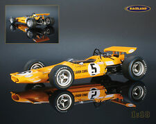 McLaren M7A Cosworth F1 Sieger GP Mexiko 1969 Denny Hulme, Spark Modell 1:18 OVP