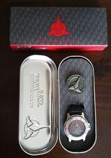 Fossil Klingon Watch Limited Edition Star Trek