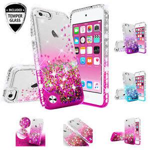 For Apple iPhone Xs Max Xs Xr 8 7 Plus Liquid Glitter Cute Rhinestone Phone Case