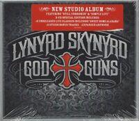 LYNYRD SKYNYRD / GOD & GUNS - US IMPORT * NEW 2CD DIGIPACK 2009 * NEU *