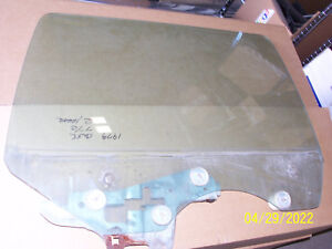 1977 1978 1979 CONTINENTAL TOWNCAR RIGHT REAR DOOR GLASS OEM USED LINCOLN
