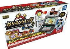 Nintendo 3DS Pokemon Tretta Lab. Import Japan Game  USED