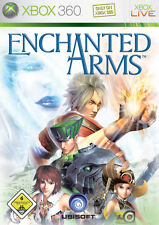 Enchanted Arms (Microsoft Xbox 360, 2006, DVD-Box)