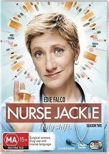 Nurse Jackie: Season 2 - Edie Falco DVD NEW