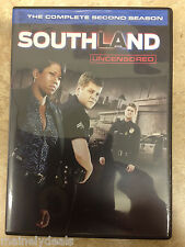 Southland: The Complete Second Season (DVD, 2011, 2-Disc Set) Great Shape!