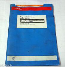 Reparatiebrochure VW Polo 6 N Automatische versnellingsbak 001 ab 1995