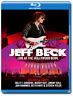 Jeff Beck - Live At The Hollywood Bowl Blu-Ray