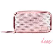 Illuminate Me Pencil Cosmetic Bag - Rose Gold