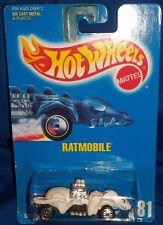 BNIP Hot Wheels Collector #81 Ratmobile