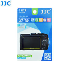 JJC LCD Screen Protector Film for OLYMPUS Waterproof Tough Camera TG-4 TG-5 TG-3