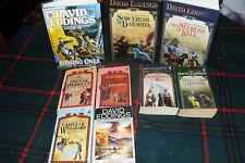 Nice Bundle of Fantasy by DAVID EDDINGS 3 H/C 1st edition PLUS more