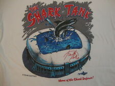 VIntage 90's The Shark Tank Shark Defense Fantasy Football League T Shirt