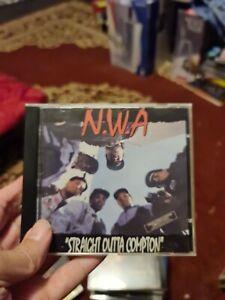 N.W.A. : Straight Outta Compton original cd