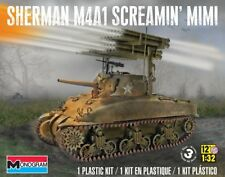 Revell #7863 Sherman M4A1 Screaming Mimi 1:32 New