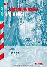 Abitur-Wissen Biologie / Ökologie für G8 von Müller, Ole | Buch | Zustand gut
