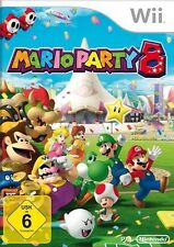 Nintendo Wii gioco Mario Party 8 (con imballo originale)