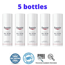 5x 50ml EUCERIN Pro AcneSolution Day Mat Whitening SPF30 acne blemish-prone skin