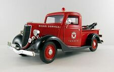 1936 Ford V8 Texaco Tow Truck Wrecker Solido Diecast 1:18 Scale