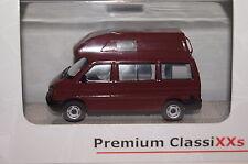 VW T4 California Hochdach dunkelrot 1:43 Premium Classixxs neu & OVP 13277
