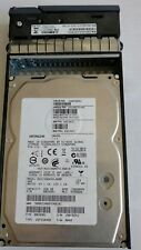 Netapp X411A-R5 HUS156045VLS600 0B24501 450GB / 15K RPM FRU 45E7977 W/ CADDY