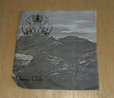 Aphasia Beyond The Infinite Horizon Promo Import Death Black Metal Heavy Canada