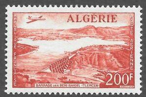 Algeria (1957) - Scott # C12,   MH