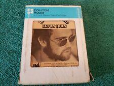 Elton John- 'Honky Chateau' 8-Track Tape - Tested, Works