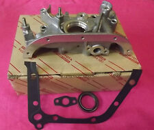 TOYOTA AE86, 20 VALVE OIL PUMP ASSEMBLY BRAND NEW AND GENUINE
