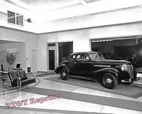 Photograph of a 1939 Chevrolet Showroom 11x14